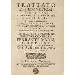 Vettori, Pietro Trattato delle lodi e della coltivazione degli ulivi.
