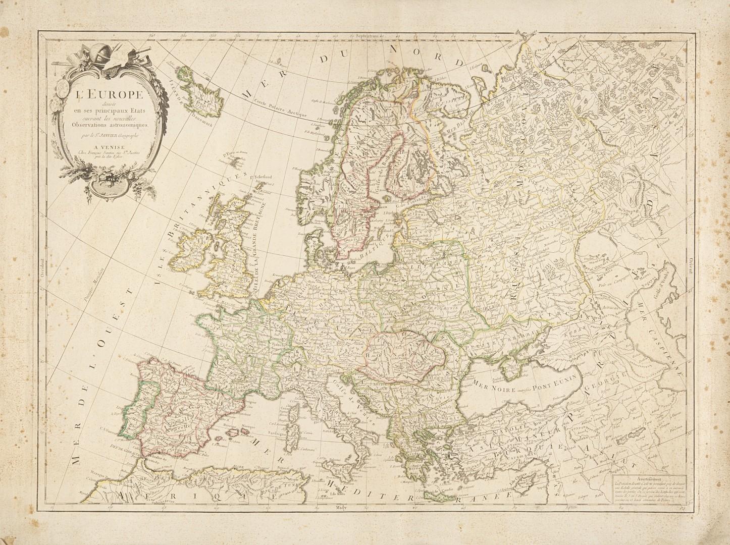 [Carte geografiche]