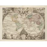 Brion de La Tour, Louis Atlas ecclésiastique comprenant tous les évêchés des quatre parties du monde