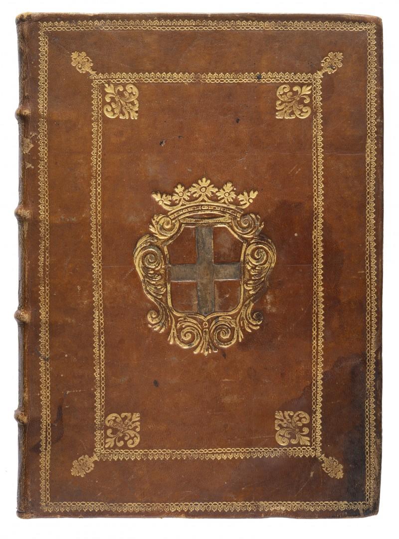 Abela, Giovanni Francesco Della descrittione di Malta. - Image 2 of 2