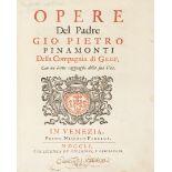 Pinamonti, Giovanni Pietro Opere.