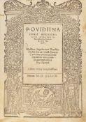 Ovidio Heroides.