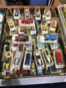 Sixty Two Age D'or Die Cast vehicles by Solido, all boxed
