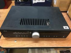 An Arcam A85 amplifier - Please note that this item has not been tested therefore is sold as seen (