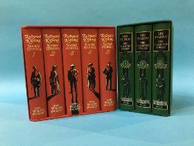 A quantity of Folio Society Editions