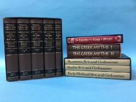 Quantity of Folio Society Editions