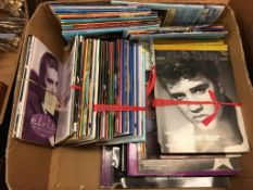 A collection of Elvis fanzines