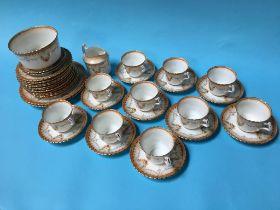 A part Royal Albert tea service
