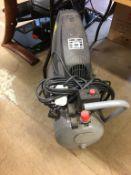 A portable air compressor