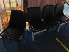 A set of four Youngers dining chairs