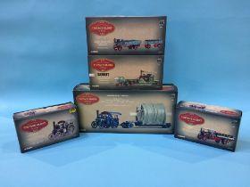 Five boxed Corgi 'Vintage Glory' models