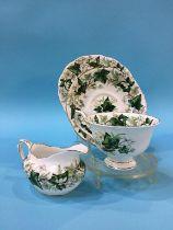A quantity of Royal Albert 'Ivy Leaf' china