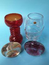Assorted Studio Glass