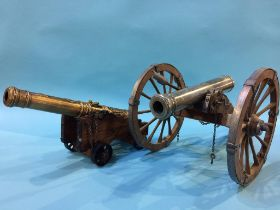 Two model canons