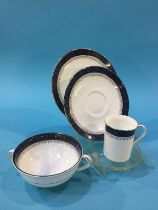 Royal Doulton 'Sherbrook' dinner and coffee service