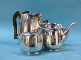 A Picquot tea set
