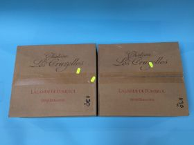 Chateau Les Cruzelles, 2013 (6 bottles (1500ml bottles) - 2 crates)