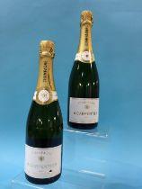 A. Carpentier Champagne, Brut (2 bottles)