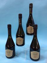 Roger-Constant Lemaire Champagne, 2010, Millesime, Chardonnay (4 bottles)