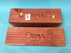 Orma, V. Bolgherese, 2013, Castagneto Carducci (2 bottles, 1500ml each)