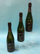 Roger-Constant Lemaire Champagne, Select Reserve Brut (8 bottles)