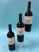 Rivesaltes, 1969, Vin Doux Naturel, Riveyrac (3 bottles)