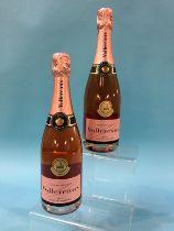 Vollereaux Champagne, Brut Rose De Saignee (2 bottles)