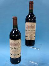 Chateau Beaumont, 2003, Mis En Bouteille Au Chateau-Haut-Medoc (2 bottles)