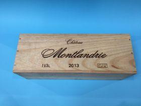 Chateau Montlandrie, 2013 (1 box - 3 litres)