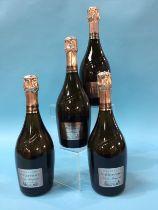 Vollereaux Champagne, 2008, Cuvee Marguerite (4 bottles)