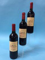Pavillon de Leoville Poyferre, 2007, Saint Julien (6 bottles)