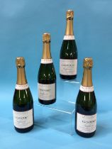 Egly-Ouriet Champagne, Brut Grand Cru (4 bottles)