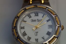 Oliver Pascal fashion watch-boxed