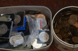 A large quantity of British coinage- 8kg