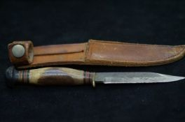 William Rodgers Sheffield hunters knife