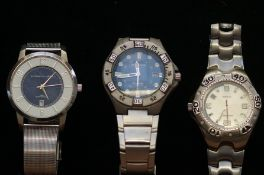 2 Gents Sekonda wristwatches together with a Gents