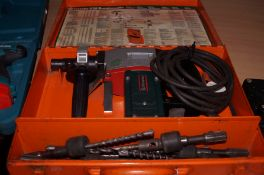 Metabo 1128 S-automatic cased drill set (untested)