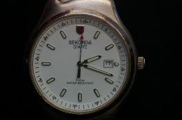 Gents Sekonda wristwatch