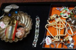 Collection of Costume Jewellery and Others to incl