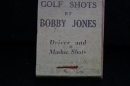 Golf Shots by Bobby Jones (Driver and Masie Shots)
