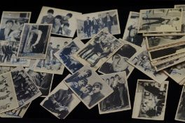 Collection of Beatles Bubblegum Cards, all signed
