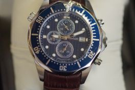 Gents Rotary chronograph wristwatch (as new)