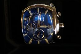 Gents Reef Tiger chronograph Aurora wristwatch (as