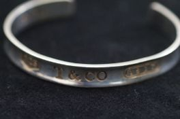 Tiffany & Co 1997 Bangle - 27g