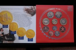 British Coin Collection 2004
