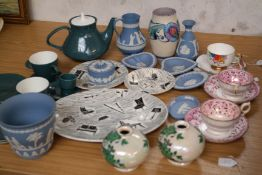 Collection of Ceramics to include Shelly and Honit