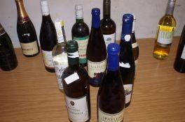 9 Bottles of Wine