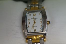 Krug-Baumen Gents Wrist Watch Boxed (Currently Tic