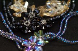 3 Butler & Wilson Designer Necklaces (All Boxed)