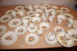 Large Collection of Royal Doulton Bunnykins
